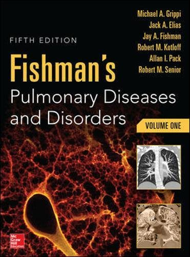 Fishmans Pulmonary Diseases And Disorders  2 Volume Set  5Th Edition