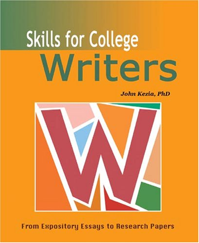 Skills for College Writers: From Expository Essays to Research Papers