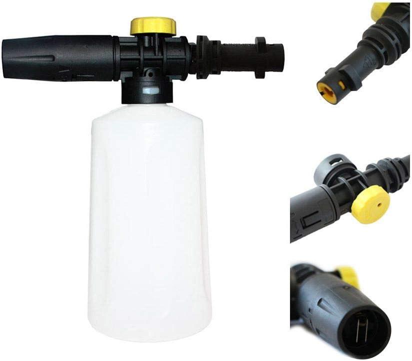 Essenc Snow Foam Lance For Karcher K2 K7 High Pressure Foam Cannon All Plastic Portable Foamer Nozzle Car Washer Soap Sprayer