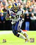 NFL Football Steven Jackson St. Louis Rams Photo Picture Print #1223