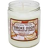 Odor Exterminator Candle Creamy Vanilla 13oz