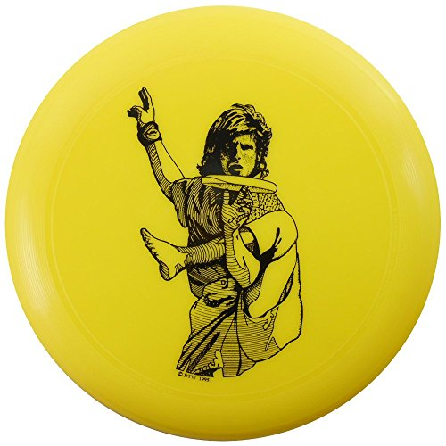 Wham-O UMAX Jam Time 175g Ultimate Frisbee Disc [Colors May Vary]