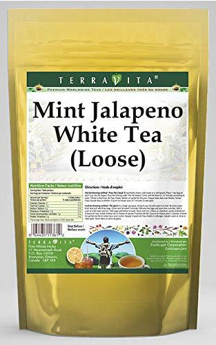 Mint Jalapeno White Tea (Loose) (8 oz, ZIN: 545951)