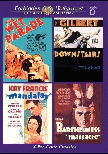 Forbidden Hollywood Collection: Volume -