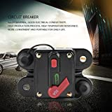 YTYC Car Audio Fuse Holder Switch Power Supply Protector Circuit Breaker