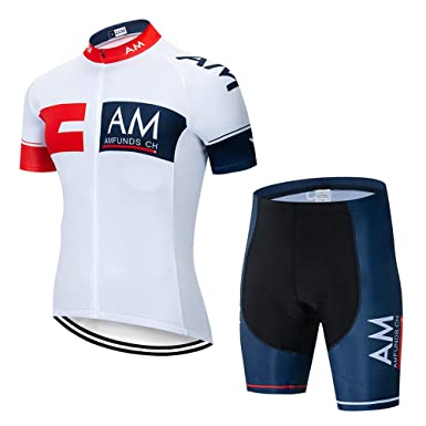 Desgaste de la Bicicleta del Equipo para los Hombres Camisa de ...