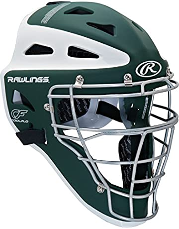 Rawlings Sporting Goods Catchers Helmet Velo Series Adult 7 1 8-7 3  73a0890e85