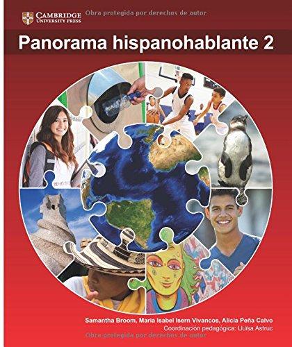 Panorama hispanohablante 2 (IB Diploma) (Spanish Edition)