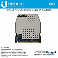 Ubiquiti XR9 MINI-PCI ADAPTER 900MHz 700mW