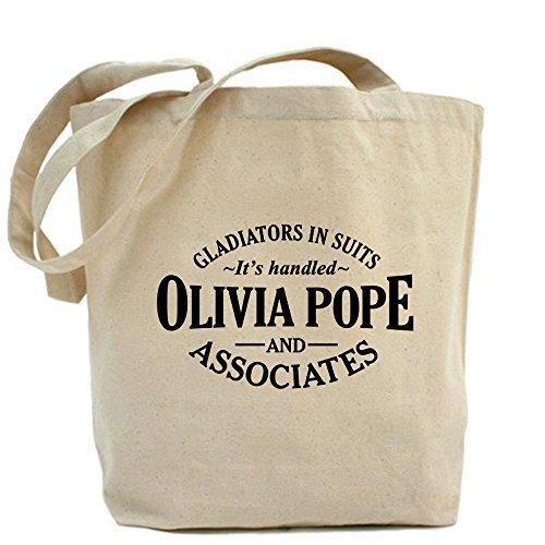 CafePress Olivia Papa Associates Bolso–Estándar Multi-color por CafePress