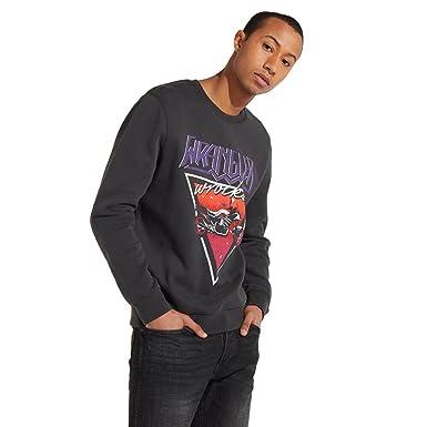 8c1739f84aed4 Wrangler Wrocks Mens Vintage Crewneck Sweater - Black at Amazon ...