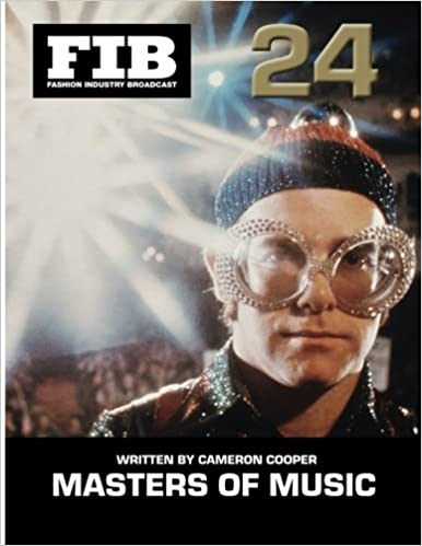Book MASTERS OF MUSIC Vol 24 Legends: Legends of Music: Volume 24 (Fashion Industry Broadcast)