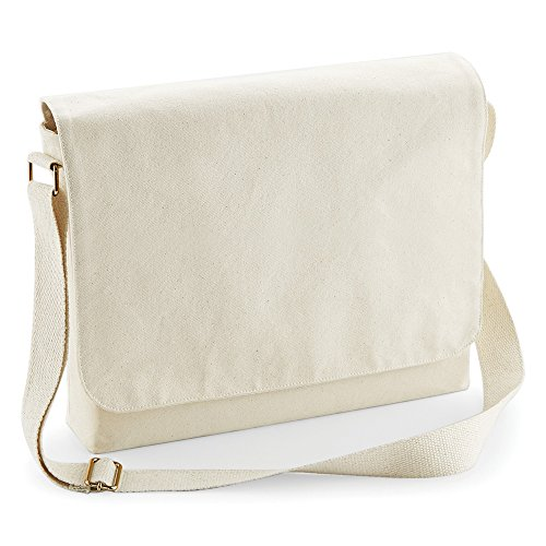 sostenibile Messenger eco Westford in Borsa Naturale Mill cotone xREE1YWqw