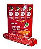 ChaCha Oven Baked Potato Cracker Tomato Flavor
