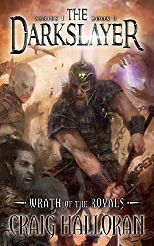 The Darkslayer by Craig Halloran ebook deal
