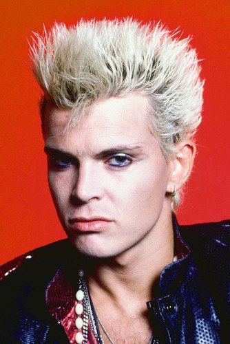 Billy Idol 24x36 Poster Silverscreen
