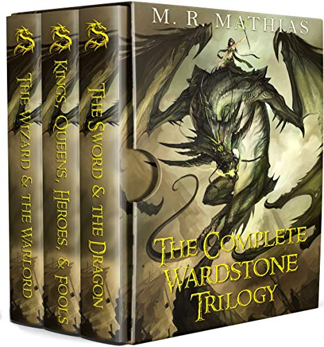 - The Complete Wardstone Trilogy (The Wardstone Trilogy Book 0)