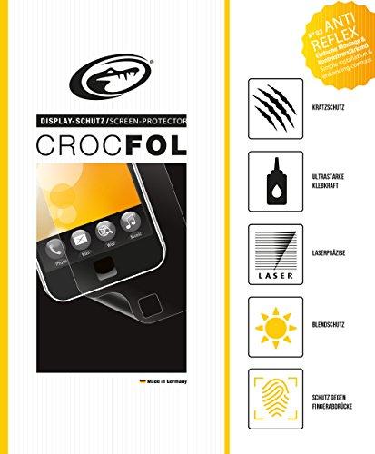 CROCFOL ANTIREFLEX 5K HD Schutzfolie für das i-INN Smartlet. Entspiegelnd (ANTI-GLARE) und Schutz gegen Fingerabdrücke (ANTI-FINGERPRINT). 3D Touch Folie für das Original i-INN Smartlet. Hergestellt in Deutschland.