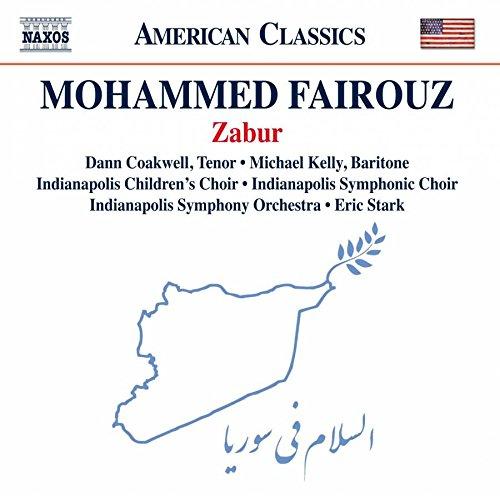 Mohammed Fairouz : Zabur