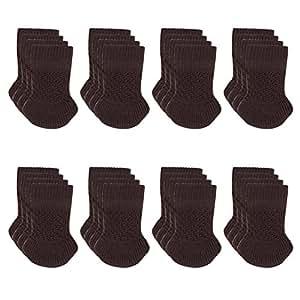 Amazon Com 32 Pcs Knitting Wool Furniture Feet Socks