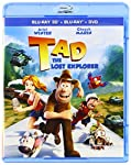 Cover Image for 'Tad: The Lost Explorer - 3D Combo'