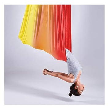 Sxrkrcyy Yoga Aérea, Hamaca De Yoga,Columpio De Yoga, Hamaca ...