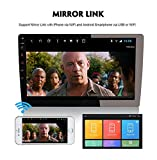 Android 9.1 10 Inch Touch Screen 1 Din Single DIN