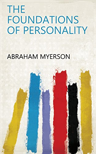 More Books by Abraham Myerson