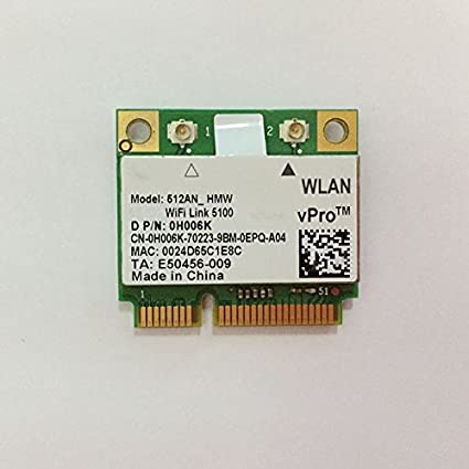 INTEL LINK 5100 AGN DRIVERS FOR MAC DOWNLOAD