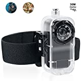 Toughsty™ Cool Small 1920X1080P HD Waterproof Camcorder Mini Video Camera for Outdoor Recreation Sports Action Review