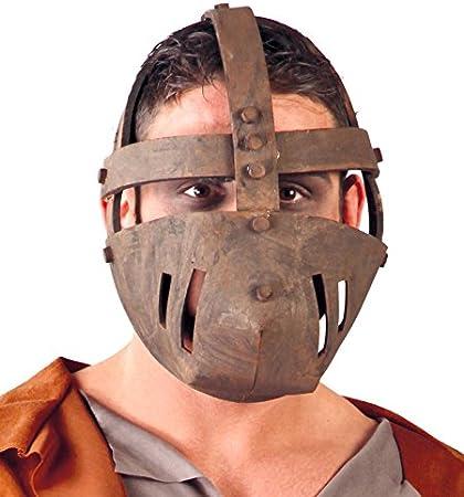 Maschera adulto bavaglio per travestimento bondage: Amazon.it: Giochi e giocattoli