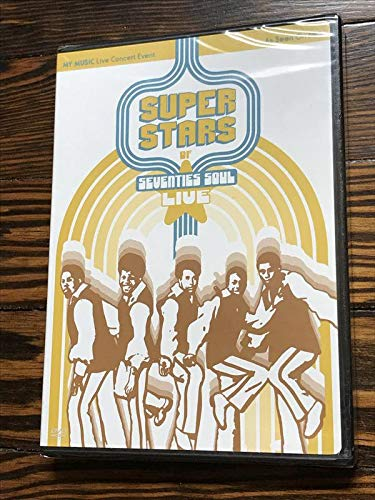 My Music: Superstars of Seventies Soul Live