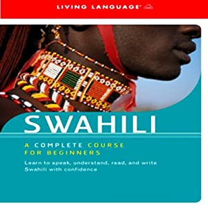 Swahili (Unabridged) Audiobook