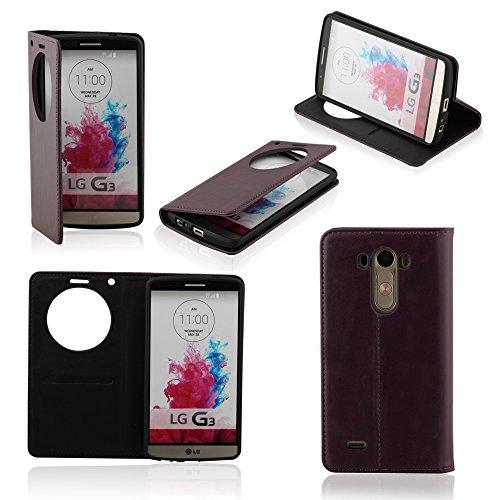 lg g3 case flip - 9