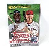 Topps 2019 Series 2 MLB Baseball Relic Box - Retail