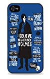 415c Sherlock Holmes Blue - Black Silicone Case - Best Reviews Guide