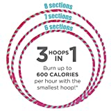 Best Hula Hoops For Adults - Empower Hoola Hoop for Women Adjustable Size Fitness Review