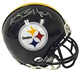 Antonio Brown Signed Pittsburgh Steelers Riddell Mini Helmet JSA