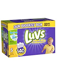 luvs diapers size 5, 140 count BOBEBE Online Baby Store From New York to Miami and Los Angeles