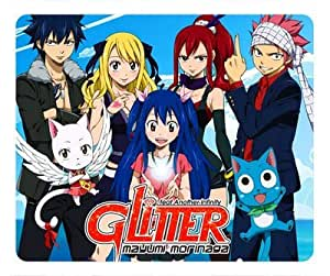 Cartoons Fairy Tail Rectangle mouse pad by atmyshop Your Best Choice