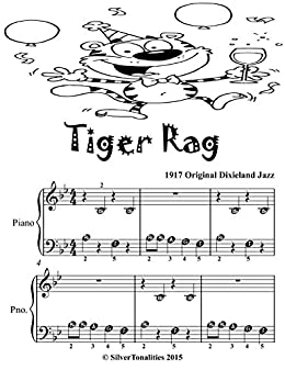 tiger rag sheet music pdf