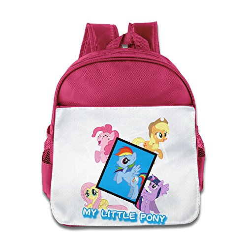 [My Little Pony Take Photo Kids Pink School Bag For 1-6 Years Old] (Alvin And The Chipmunks Costumes For Kids)