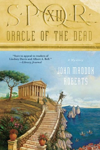 Download SPQR XII: Oracle of the Dead (The SPQR Roman Mysteries Book 12) Pdf