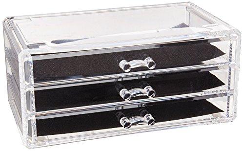 Generic Acrylic Jewelry Cosmetic Storage