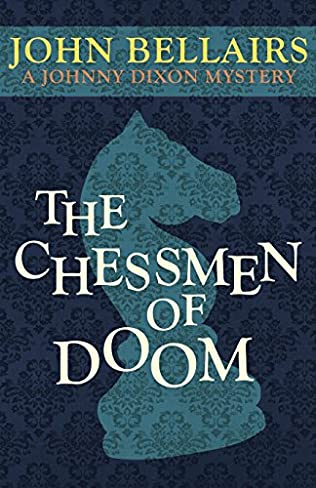 book cover of The Chessmen of Doom