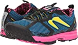 Newton Running Women's Boco 3 Blue/Pink 10 B US