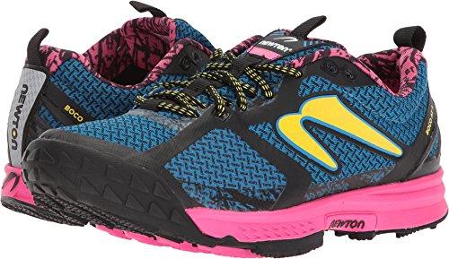 Newton Running Women's Boco 3 Blue/Pink 10 B US by Newton Running (Image #3)