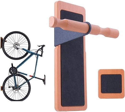 CARACHOME Colgar Bici Pared, Soporte Bicicletas Pared, Montaje en ...