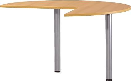 Techno Speed - derecha escritorio final Ronda de mesa de extensión ...