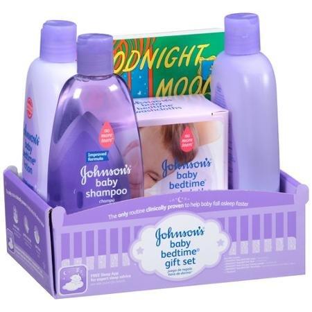 Johnson's Baby Gift Set, Bedtime Sweet Sleep Set Basket
